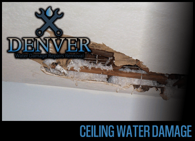 ceiling water damage 3