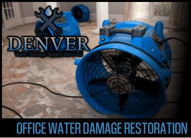 office water damage restoration 3