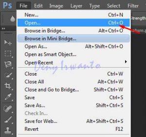 Cara Membuat Efek Blur Pada Photoshop CS6