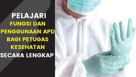 fungsi APD bagi petugas kesehatan