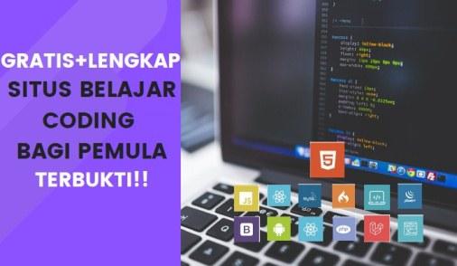 Situs Belajar Coding Bagi Pemula Berbahasa Indonesia