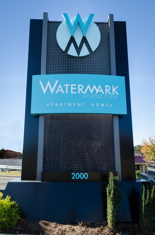 Watermark East Cobb Residential Signs Denyse Companies