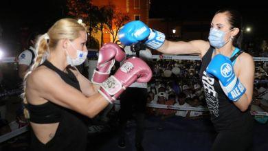 Photo of Ale Gutiérrez: campaña a golpes de puño