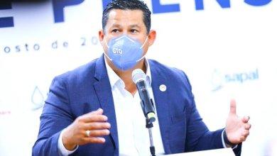 """Photo of """"Los leoneses no quieren dinero, quieren agua"""": Diego Sinhue"""