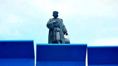 Photo of 'Guerra' de estatuas