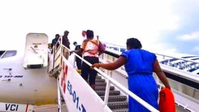 Photo of Primer grupo de 70 migrantes regresa a Haití desde México