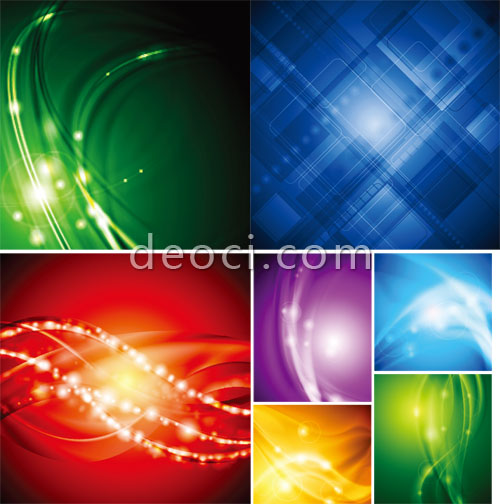 7 Vector Colorful Abstract Background Illustrator Ai Eps File Free Download Deoci Com