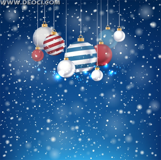 2 Merry Christmas Poster Background Design AI Download