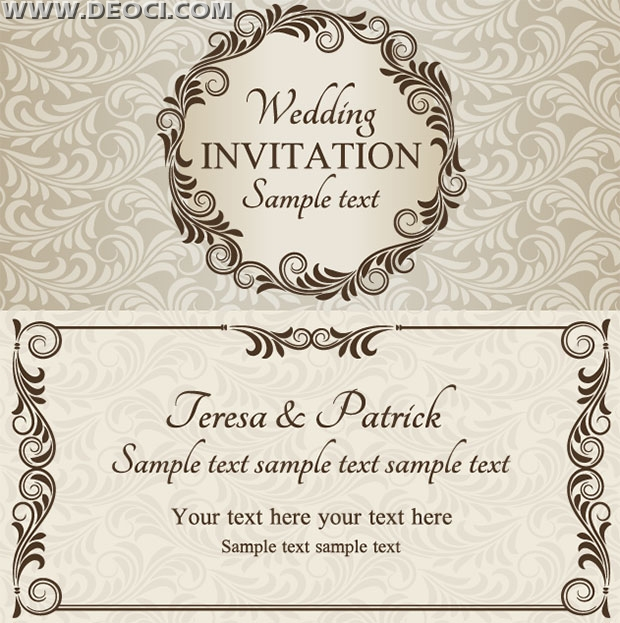 Free wedding card design websites 28 images 25 interesting and free wedding card design websites blank wedding invitation templates png matik for free wedding stopboris Images