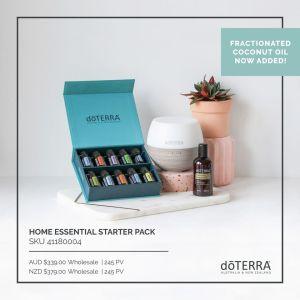 Doterra Home Essential Starter Kit