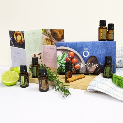 Gourmet Cooking Enrolment Kit Doterra