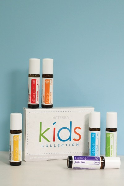 kids collection doterra kit