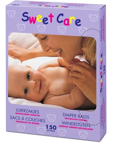 Sweet Care Luierzakjes 150st