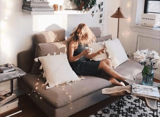 Razones para vivir sola… al menos una vez en la vida.