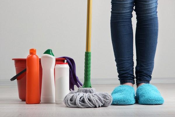 Mantén tu departamento limpio por más tiempo. Y sin sufrir.