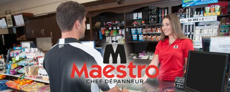Maestro Chef Dépanneur