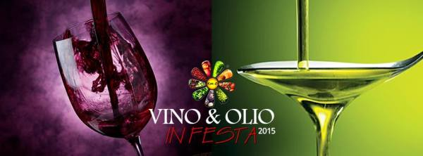 vino e olio in festa