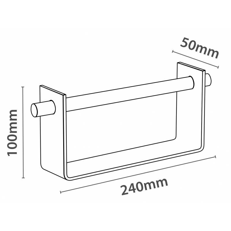 Expositor para pulseras y brazaletes fabricado en acrilico