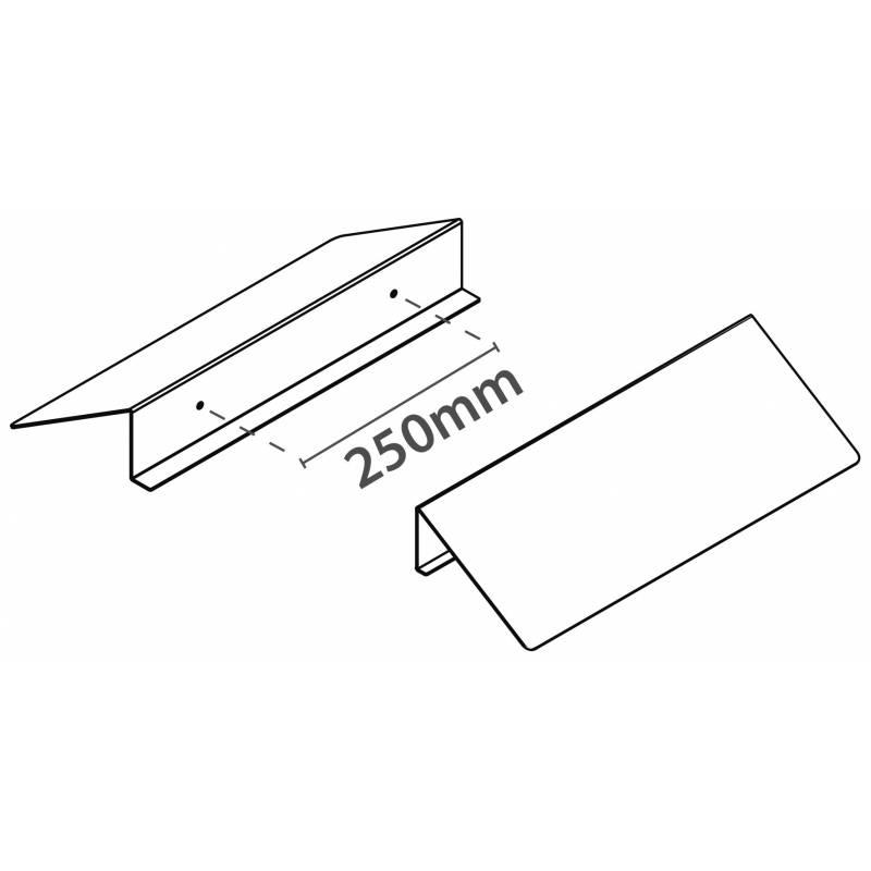 Base de acero DE 50 CM DE ANCHO para materiales rígidos.