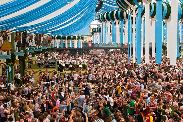 Best Oktoberfest Tent Best Tent - 10 best tents to visit at oktoberfest in munich