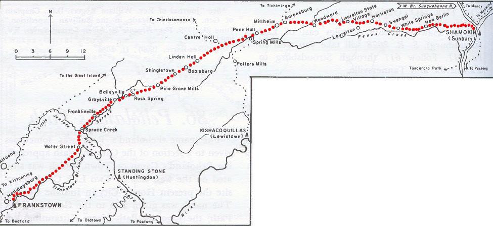 Penn's Creek Path