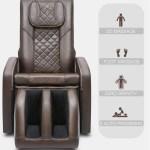Full Body Massage Chair Real Relax Zero Gravity Recliner 3 Years Warranty New Ebay