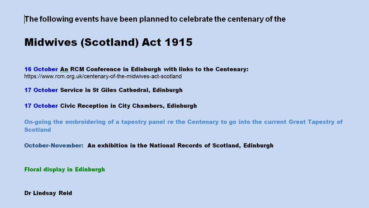 Edinburgh-events