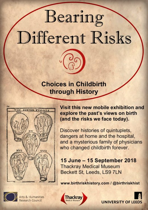 Different Risks: Changes in Childbirth Through History