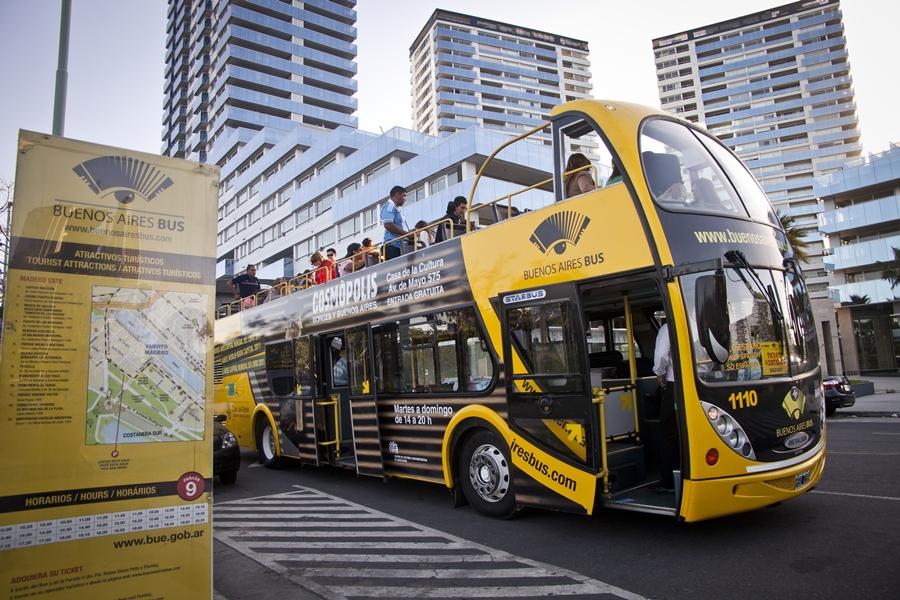 Meu Passeio: Ônibus Aberto de Turismo Buenos Aires