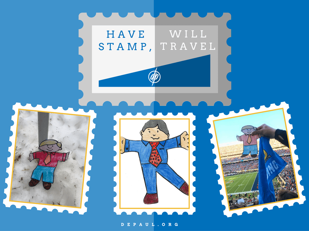 have stamp will travel