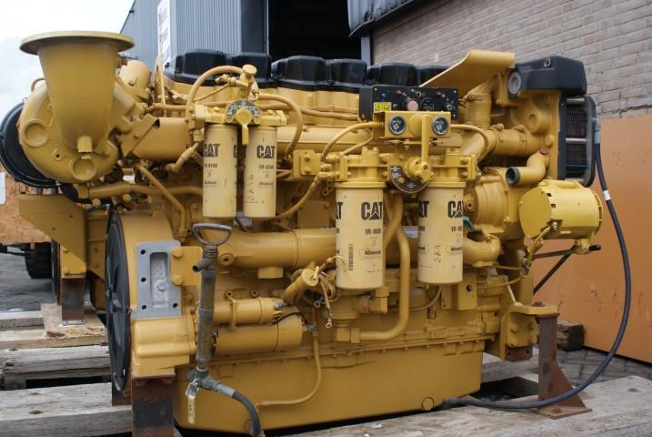 New Surplus Caterpillar C18 Acert 479hpsel Marine