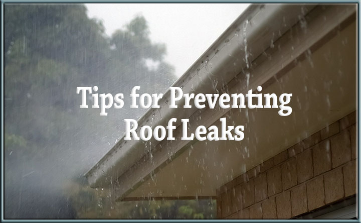 5 Ways To Help Prevent Leaking And Roof Repair.