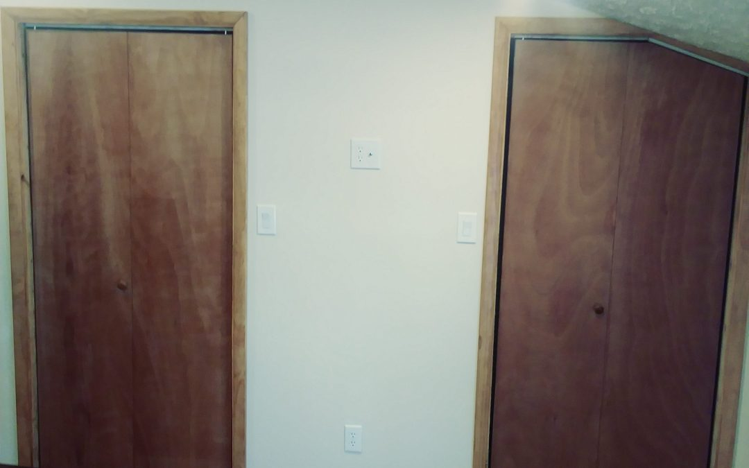 His & Hers Closets