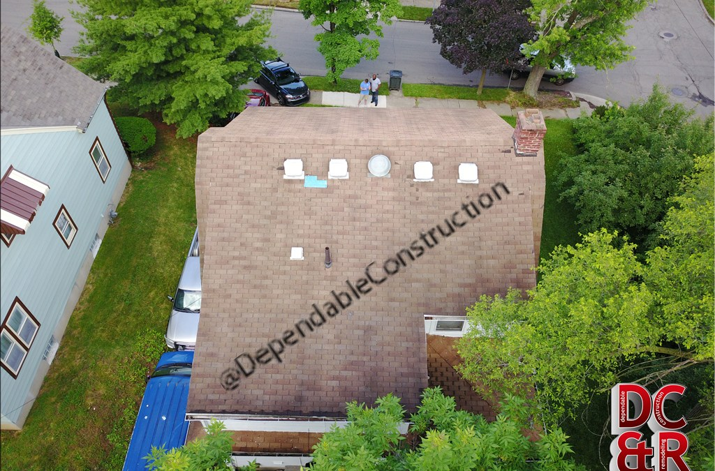 Homeowner & Drone