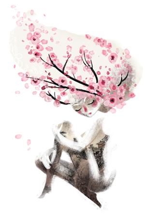 Sakura - Japan Soul, by Max Rambaldi.