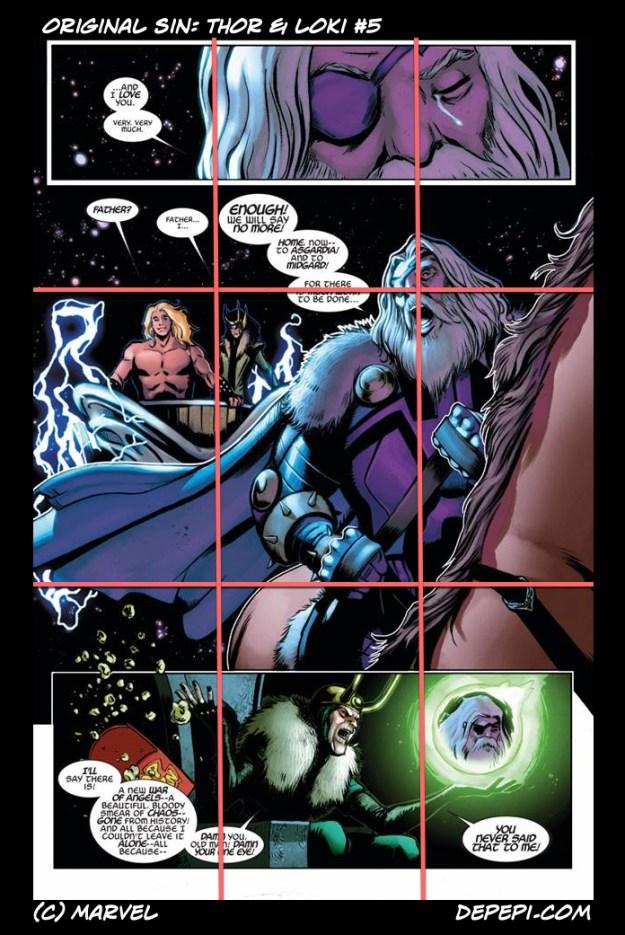 loki, loki of asgard, original sin, original sin: thor & loki, original sin: thor & loki #5, marvel, marvel comics, loki's army, comics, geek, geek anthropology, anthropology, anthropology through comics, depepi, depepi.com