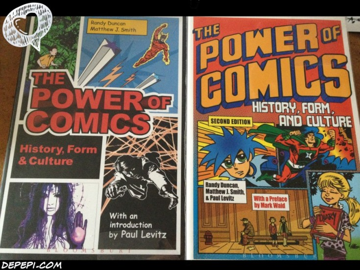 the power of comics, depepi.com, comics, geek anthropology