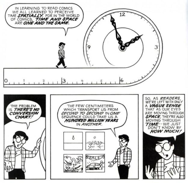 understanding comics, understanding time, HFA, high functioning autism, autism, depepi, depepi.com, comics