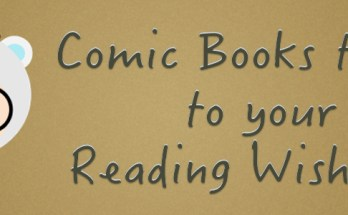 comics, comic books, graphic novels, reading, read comics, marvel, dc, reading wish list, wish list, depepi, depepi.com