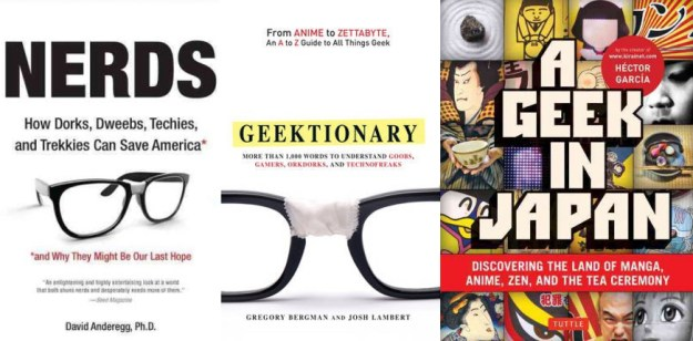 books on geeks, books on nerds, geek, nerd, fangirl, fanboy, depepi, depepi.com