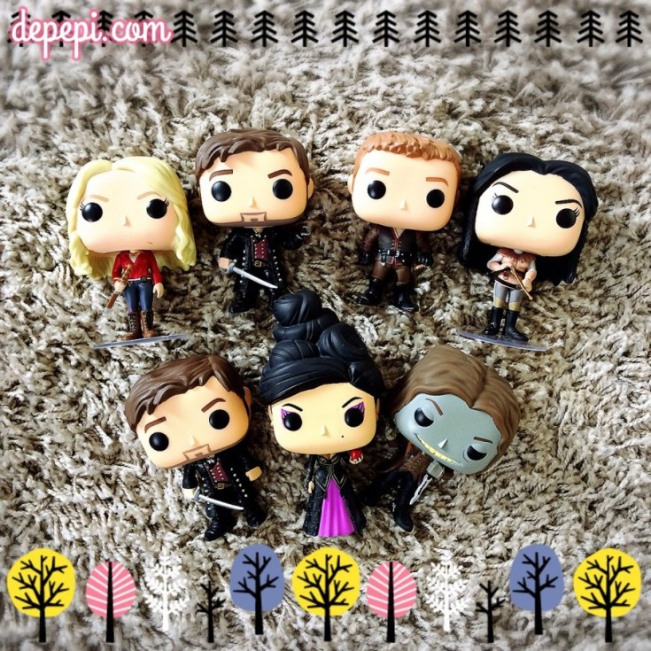 funko friday, OUAT, depepi, depepi.com, once upon a time, funko, funko pop