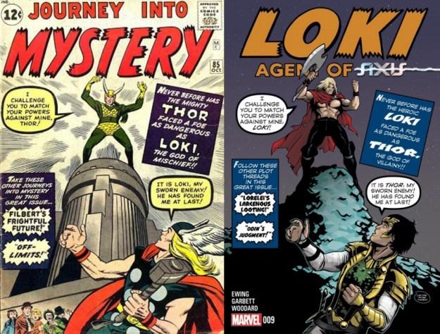 loki agent of asgard, loki aoa, marvel, marvel comics, reading comics, comics thorsday, thorsday, depepi, depepi.com