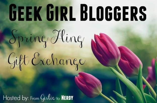 geek girls x bloggers, spring gift exchange, geek bloggers, geek girl bloggers, depepi, depepi.com