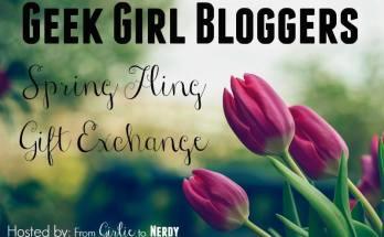 geek girls x bloggers, spring gift exchange, geek bloggers, geek girl bloggers, depepi, depepi.com