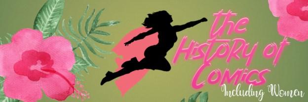 history of comics, women in comics, depepi, depepi.com, comics