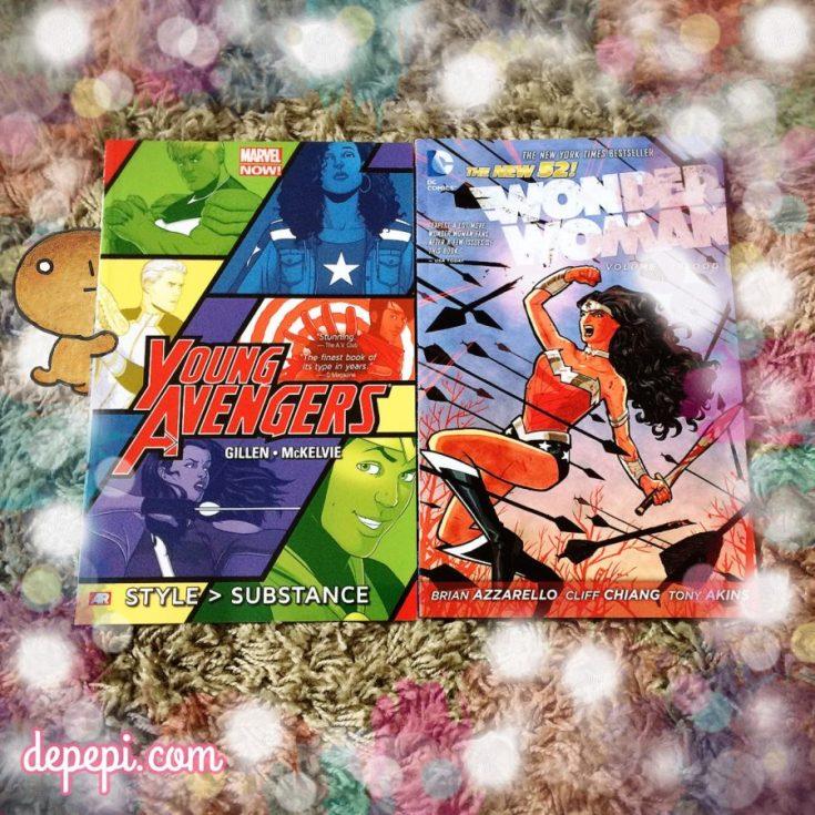comic book, comic book swap, depepi, depepi.com