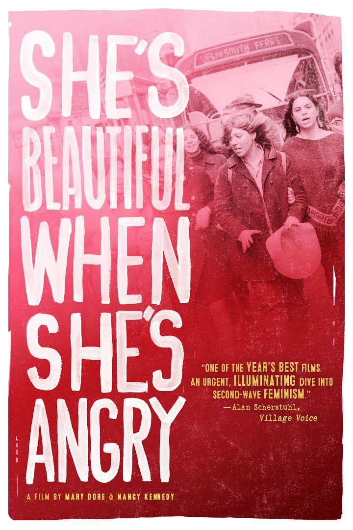 she's beautiful when she is angry, feminism, 60s, netflix, depepi, depepi.com