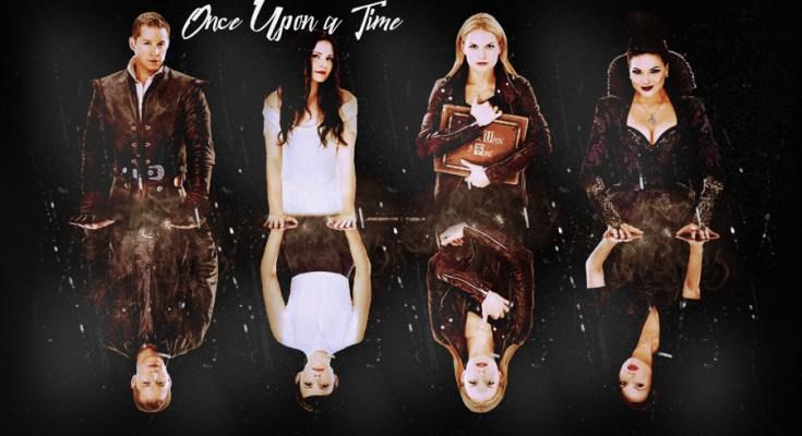 OUAT, once upon a time, banner, season 1, review, depepi, depepi.com