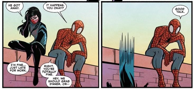 silk, marvel, marvel comics, spider-verse, comics thorsday, depepi, depepi.com