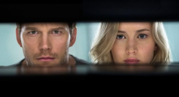 passengers, chris pratt, jennifer lawrence, depepi, depepi.com, review